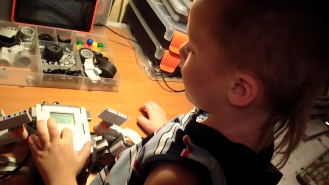 инструкция к лего пистолету из mindstorms ev3