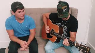 Jason Aldean - Drowns The Whiskey || Cover By Bryce Mauldin & Ian Munsick