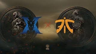KZ vs. FNC | Group Stage Day 2 | Mid-Season Invitational | KING-ZONE DragonX vs. Fnatic (2018)