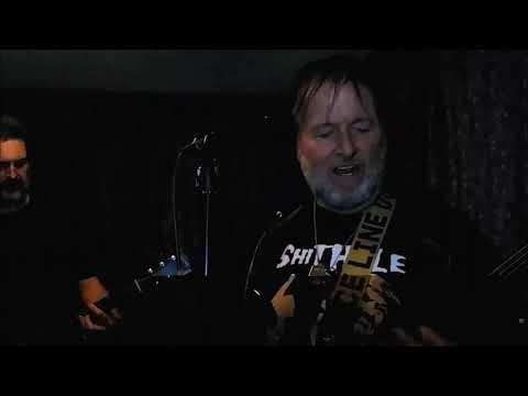 Rikk Agnew Band live at Liquid Zoo 111018