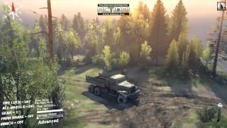 SpinTires Camera Mod Test NOT FINAL
