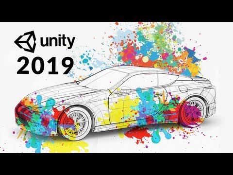 Everything coming to Unity in 2019