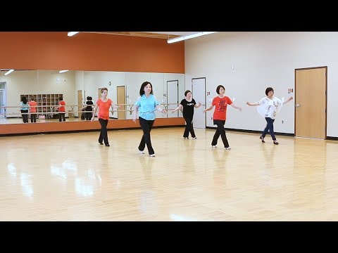 Simple As Can Be - Line Dance (Dance & Teach)