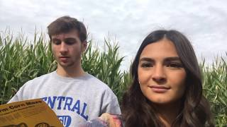 VLOG : Fun Fall Day/ Corn Maze + Picking Pumpkins