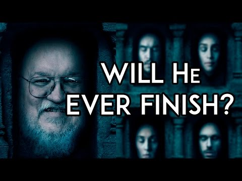 Why George Martin Will Never Finish ASOIAF