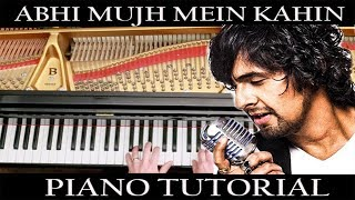 "How to Play ""Abhi Mujh Mein"" Like a Pro!"