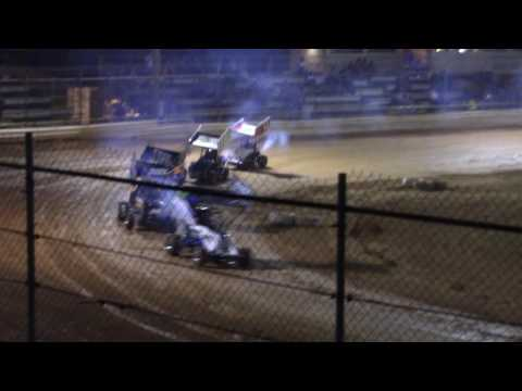 Airport Speedway 125cc Feature 8-13-16