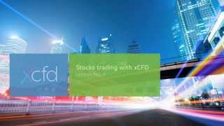 Stocks trading with xCFD