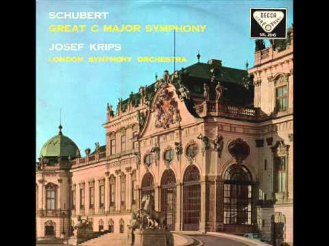 "Schubert-Symphony no. 9 in C Major D. 944-""The Great"" (Complete)"