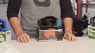 100% Goggles Review at RevZilla.com