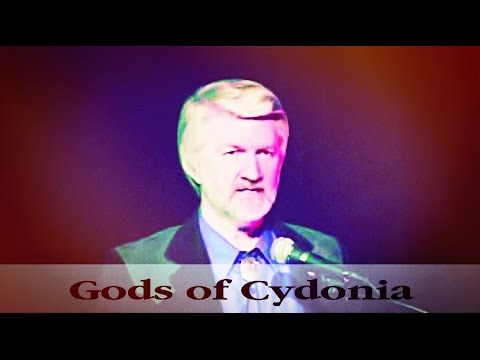 Gods Of Cydonia [By Richard C. Hoagland]