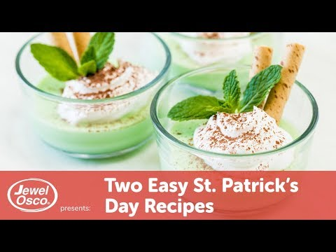 Two Easy St. Patrick's Day Recipes | St. Patrick's Day | Jewel-Osco