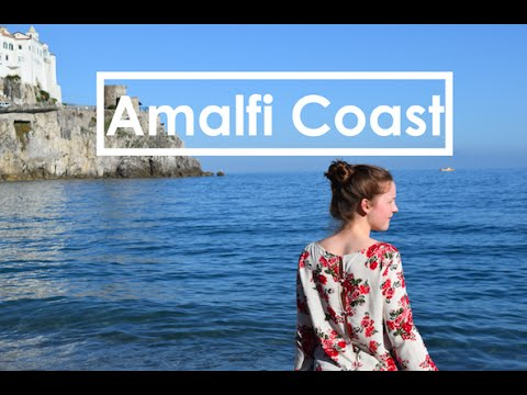 Amalfi Coast & Weird Rental Apartment - Italy Vlog #3