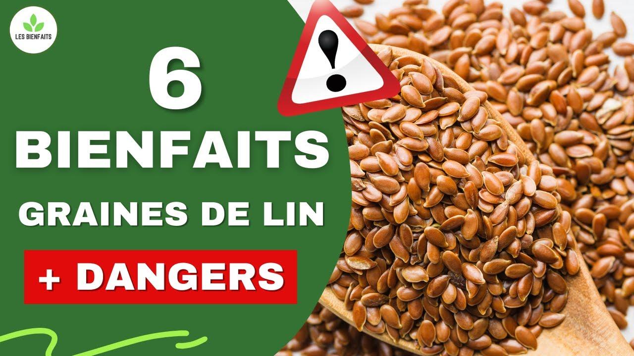 Download GRAINES DE LIN: 6 BIENFAITS ET 4 DANGERS POUR LA SANTÉ
