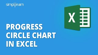 Progress Circle Chart In Excel   How To Create Circular Progress Chart In Excel   Simplilearn