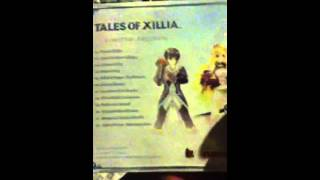 Tales of Xillia Limited Edition Unboxing!
