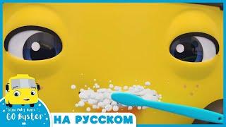 Береги зубы Бастер Мультики для детей Автобус Бастер Детские Песни