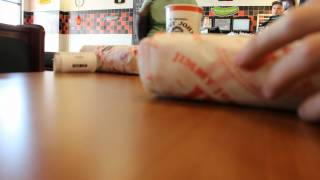 Jimmy Johns And The Beach Vlog #1