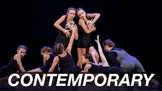 Contemporary dance начинающие | Отчётный Концерт Good Foot 2016