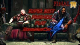 Best Friends Play Devil May Cry 4 (Part 14 Final)