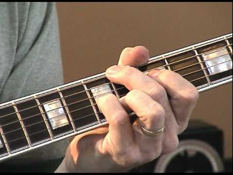How To Play 112 Jazz Guitar Chords Youtube