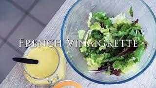 French Vinaigrette フレンチドレッシング