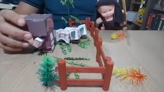 IPMN - CULTO INFANTIL TEMA: JESUS O BOM PASTOR.