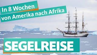Mit dem Dreimaster durch die Antarktis | WDR Reisen YouTube Videos