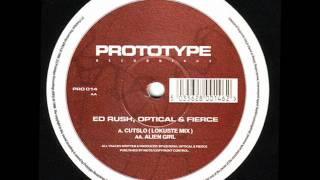 Ed Rush, Optical & Fierce - Alien Girl