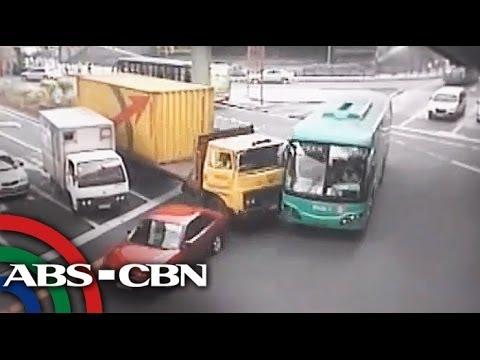 Bandila: Human Error, Leading Cause Of Road Accidents In Manila