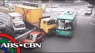 Bandila: Human error, leading cause of road accidents in Manila