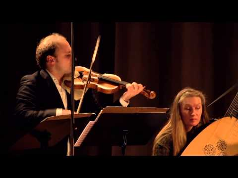 Bojan Cicic and The Illyria Consort: Bertali Chiacona