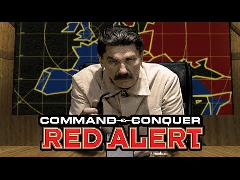 C&C Red Alert 1 Movie Allied Soviet Campaigns All Cutscenes