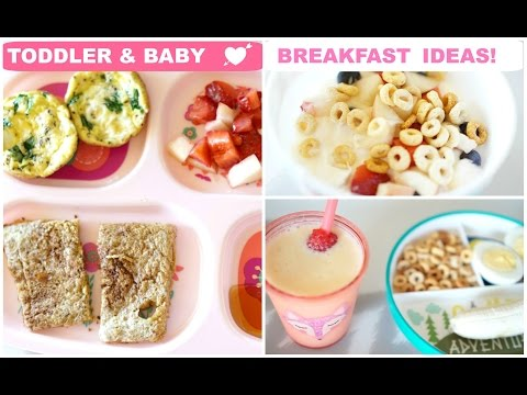 Jual 2 year old snack food VIDEO : breakfast ideas ...