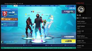 Direct of fortnite today I give a skin,draw of a thousand turkeys and diamond kandoke for free draw in 15 days