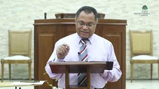 Escola Bíblica Dominical em 26/07/2020