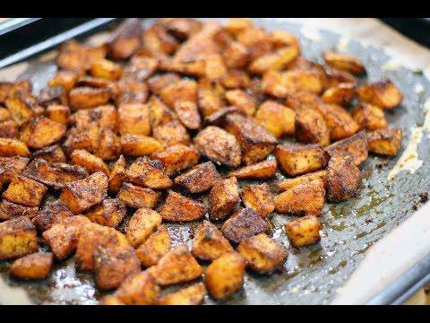 פרק 70- תפוחי-אדמה מתובלים ואפויים בתנור