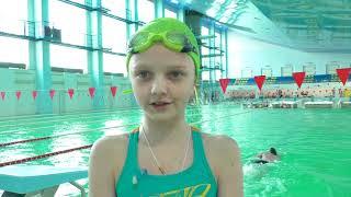 Виктор Друзин и Юлия Кныш выиграли свои первые соревнования по синхронному плаванию