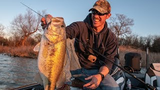 Huge Bass on Secret Crankbait | NEW GOOGAN FISHING GEAR!