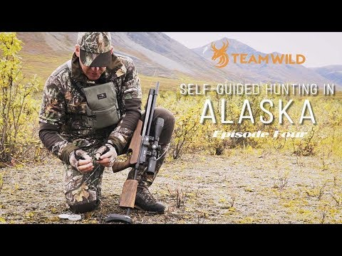 Self-guided Moose & Caribou Hunting In Alaska: Episode 4 – Finding Big Bulls & Hunting Ptarmigan