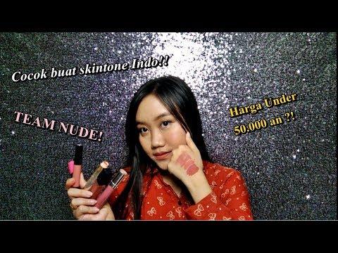 best-nude-lipstick-dibawah-50k-buat-skintone-indo-|-produk-lokal-indonesia---the-chubby-twins