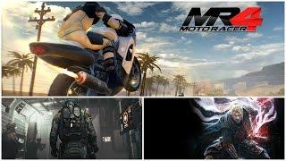 Выход Moto Racer 4, подробности Nioh, Релиз Call of Duty Infinite Warfare | Игровые новости