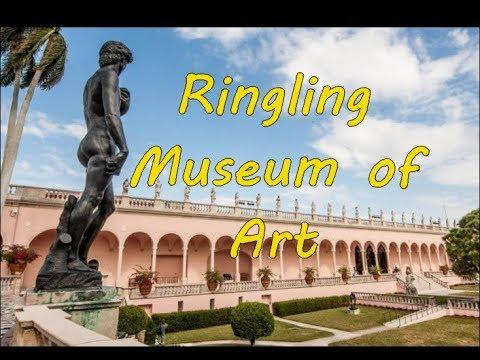 RINGLING MUSEUM OF ART SARASOTA FL | Outside Inside Tour