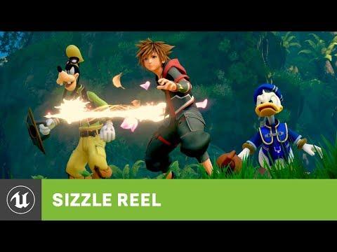 GDC 2019 Sizzle Reel | Unreal Engine