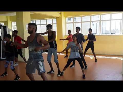 Vivek Kooyela Dancing on I took a pill in ibiza... Vk Dance Studio