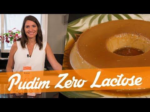 Pudim de Leite Zero Lactose - Carol Fiorentino