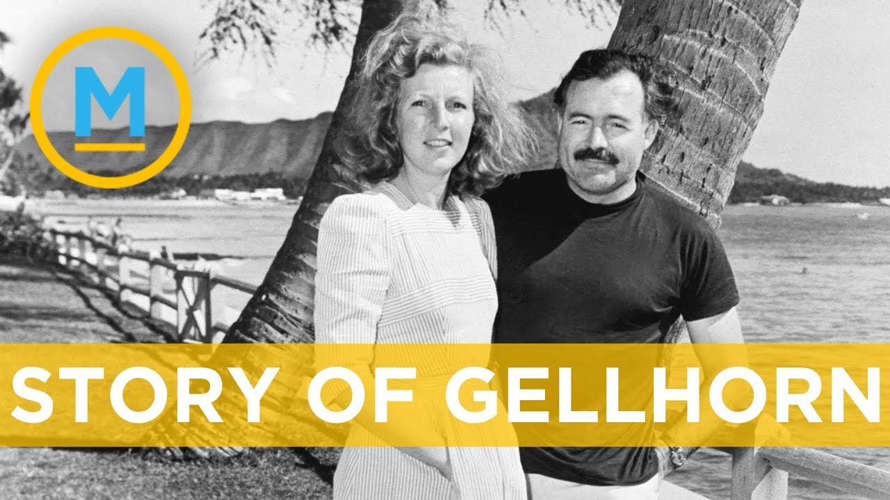 Download Legendary war correspondent Martha Gellhorn gets her own novel | Your Morning