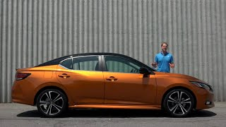 2020 Nissan Sentra | Lots of Attitude for the Ante