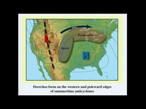 WPT University Place: Tornadoes and Derechos in Central North America