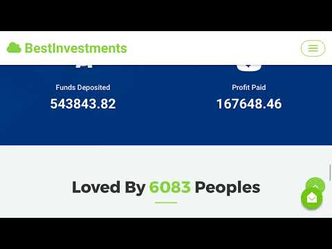 BestInvestments.Group - HYIP - invested $100
